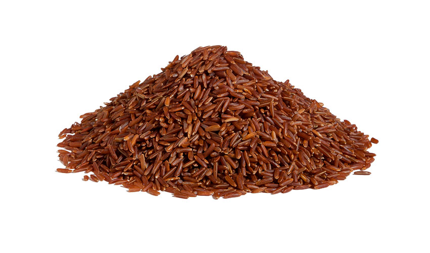 RED RICE - Red rice is a specific species of complete rice cultivated in clay and rich in iron lands. It has a long and narrow red grain and it's characterized by a specific fragrance. It's ideal for preparing side dishes and salads.